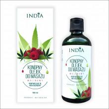 olejek do masażu malinowy